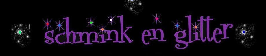schmink en glitter logo