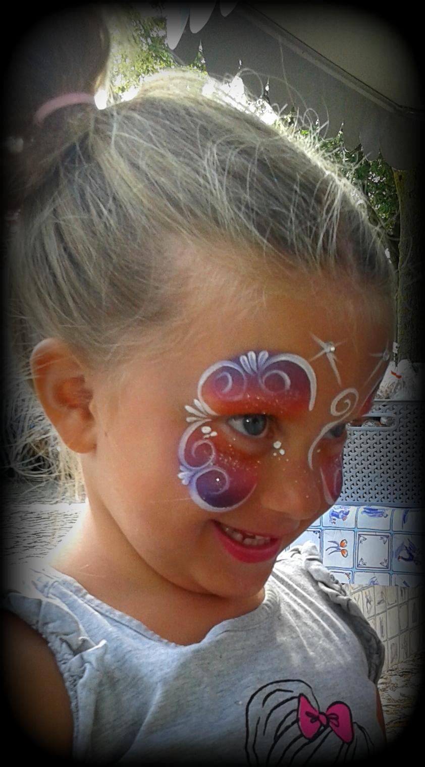 Schmink Schmink Glitter Tatoeages En Airbrush Tattoos