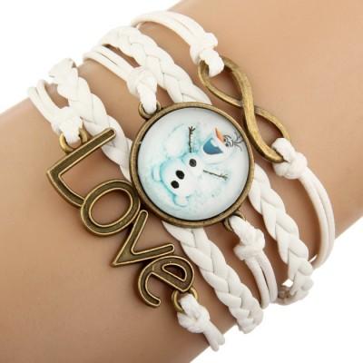 Armband Frozen Olaf