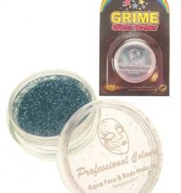 PXP glitter blauw