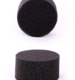 zwarte spons