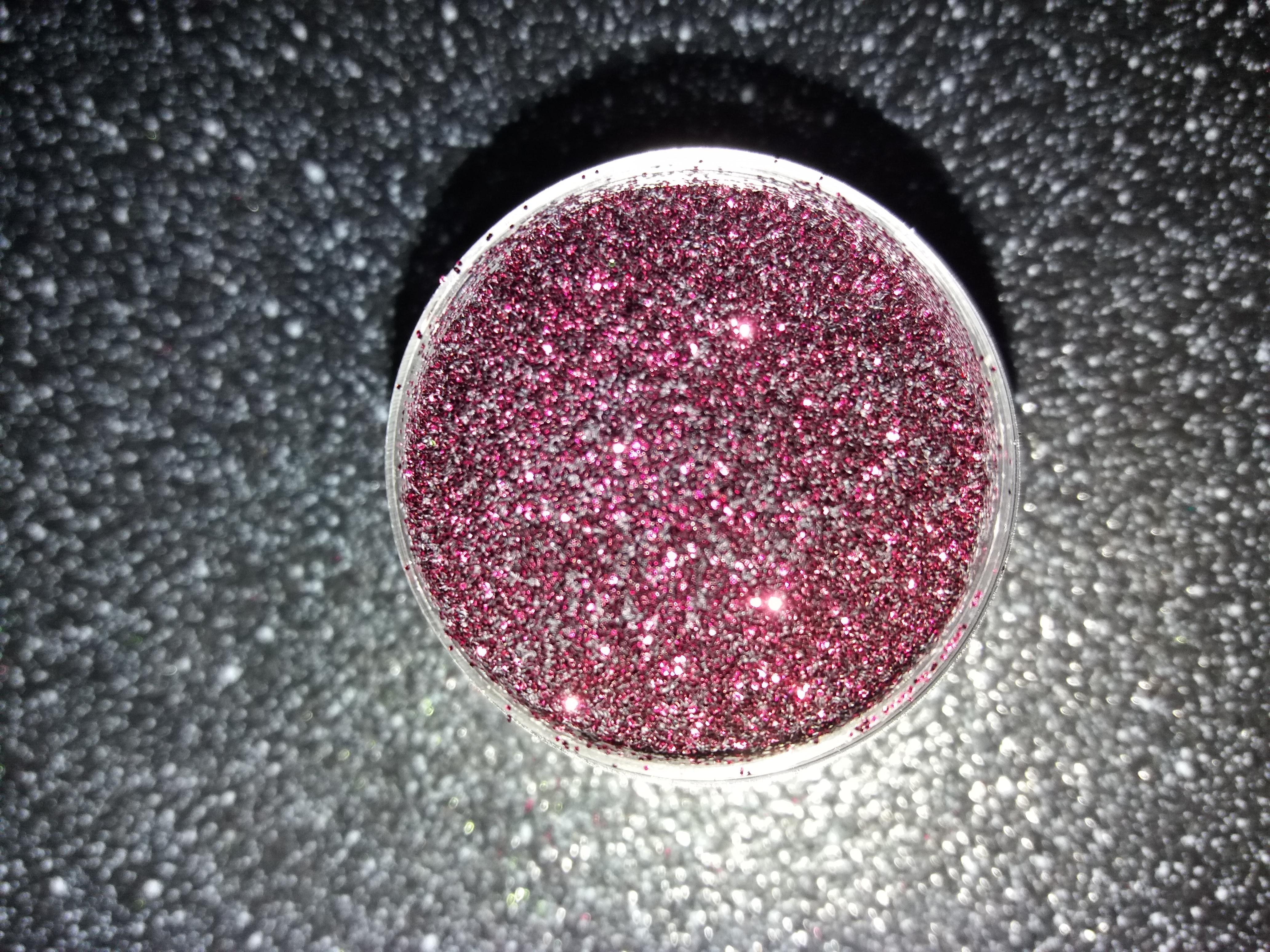 Ybody glitter plum