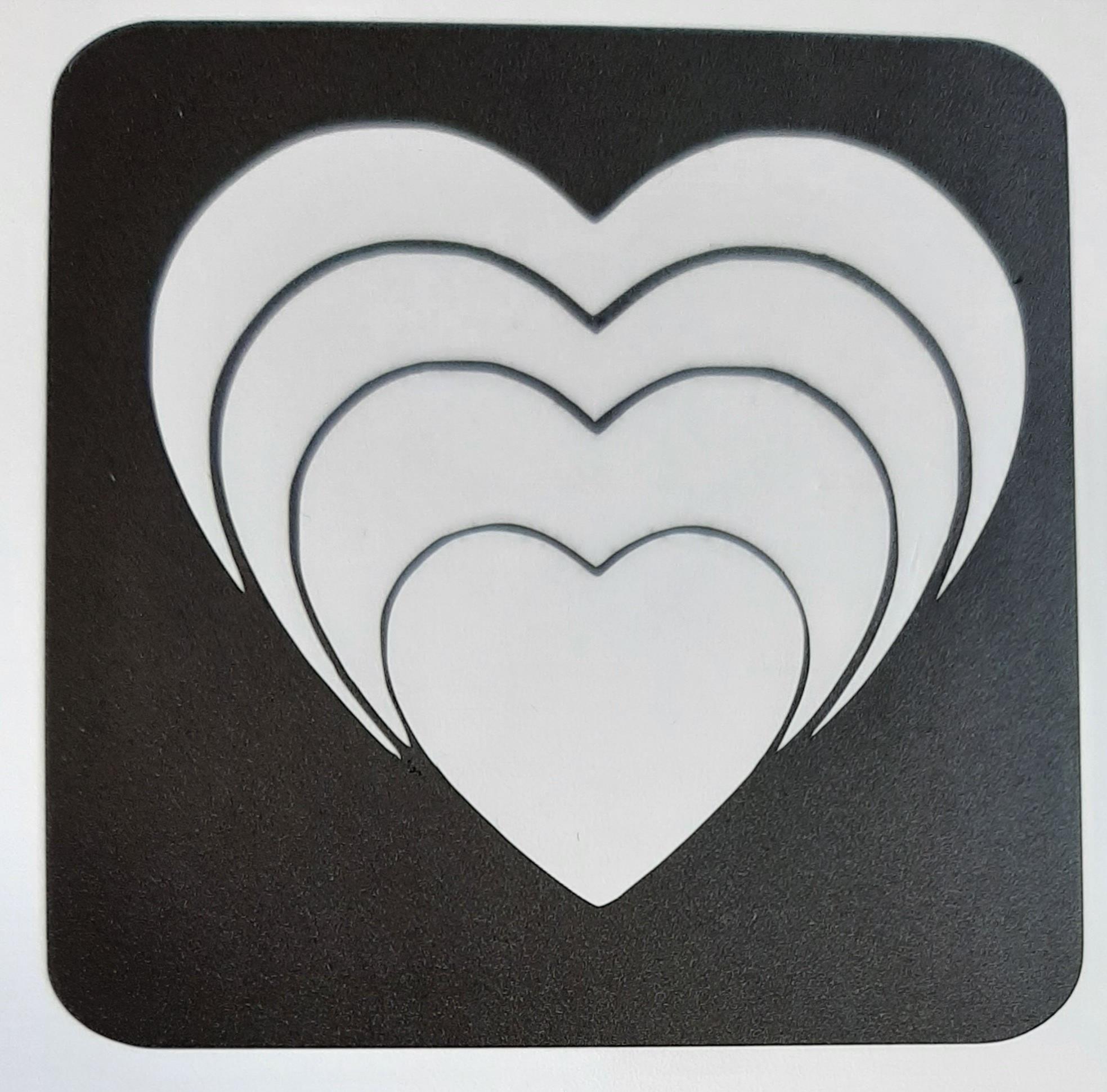 hart kleuren